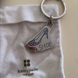 Kate Spade Shoe Key Chain
